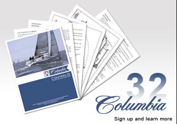 Columbia Yachts Brochure